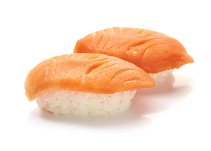 Семга суши 2шт