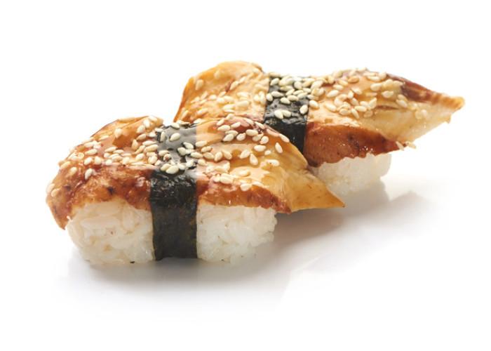 Угорь суши 2шт